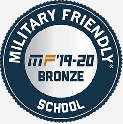 Military Friendly School,