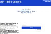 Carteret Schools Student Portal