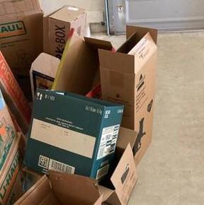 Moving Boxes (La Reata Ranch)