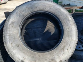 Truck Tire (Channelview)
