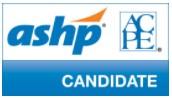 ASHP-ACPE Accreditation