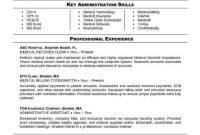 Entry Level Medical Billing and Coding Resume Sample