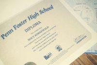 Is a Penn Foster High School Diploma Valid