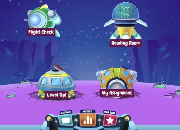 A-Z Reading Planet