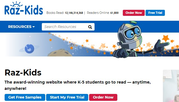 How Long is the Free Trial for Raz-Kids