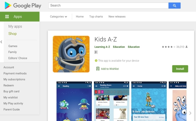 How to Get Raz-Kids App Download for Android
