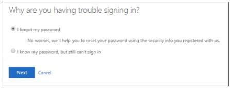 Please keep I forgot my password