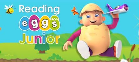 Reading Eggs Junior Review