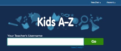 enter their teacher's username