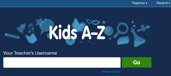 enter your teacher's username1
