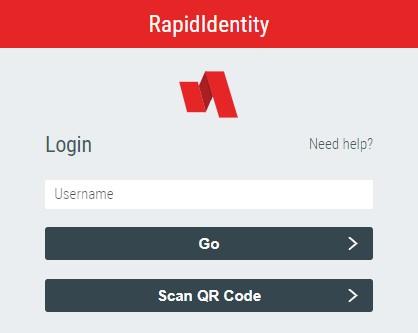 Accessing Rapididentity AISD Portal