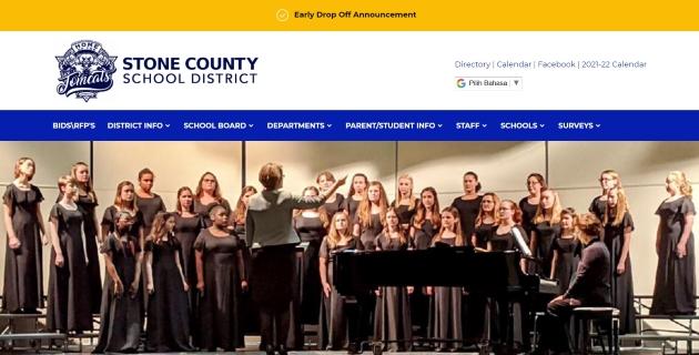 Active Student Stone County