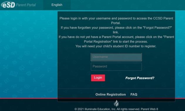 How to Login to Connetquot Parent Portal
