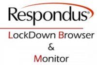 Respondus LockDown Browser Utk Manual Instructions and Download Link