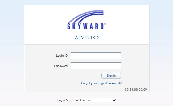 Skyward AISD Alvin
