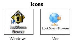 Start the LockDown Browser