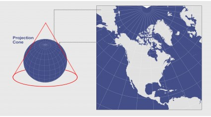 Conic Projections