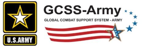 GCSS Army Self Registration Portal