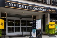 CSULB Bookstore Hours.
