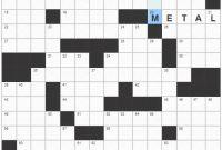 Genre to Mosh to Crossword Clue